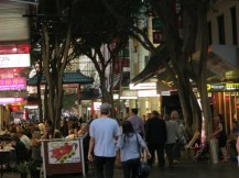 Dixon Street crowds