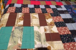 early quilting