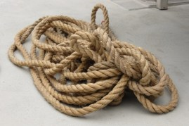 coiling jute