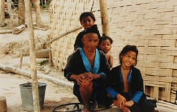 Hmong family group