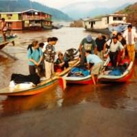 Bangkok to Hanoi: Pak Beng