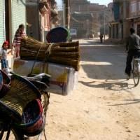 On the Move in Kathmandu