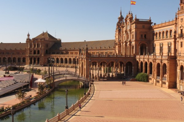 Plaza De Espana Seville Dadirridreaming