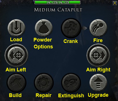 LOTRO Catapult How To