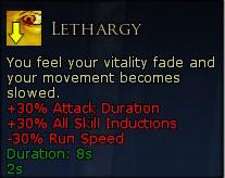 Lethargy
