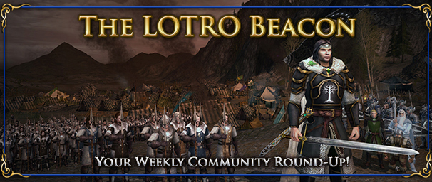 The LOTRO Beacon – Issue 1