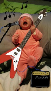 This Baby Rocks Like Bowie
