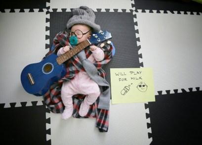 Little Hipster/Homeless