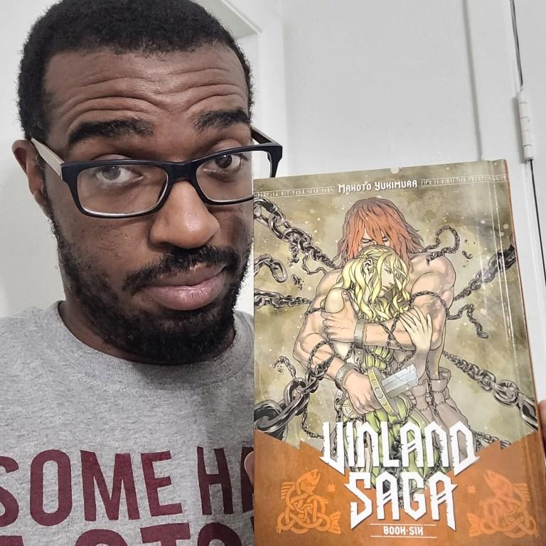 Manga Bonus EP: Vinland Saga Manga Book 6 ch 72-86