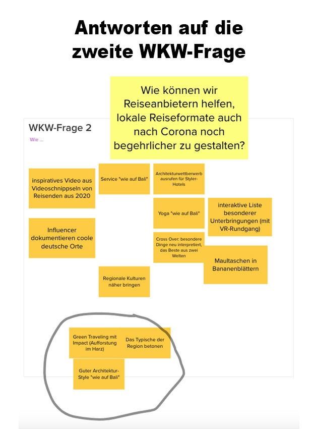 Brainstorming WKW-Frage 2