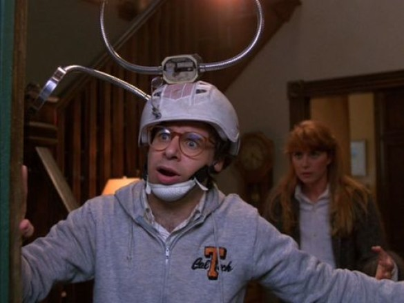 Rick Moranis helmet
