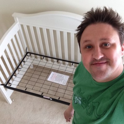 Building Mason's Fortress of Solitude + A HUGE Target Giveaway.
