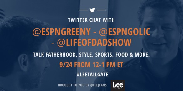 LEE TWITTER PARTY INVITE