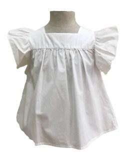 Mía y Lía Conjunto niña short y blusa volantes