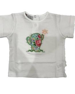 Maricruz camiseta baño Parchís