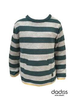 Tutto Piccolo jersey rayas colección Mochila