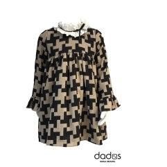 Para Sofía colección Notredam vestido talle alto