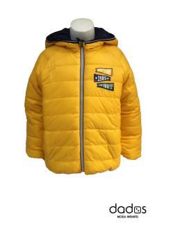 IDO chaquetón acolchado reversible