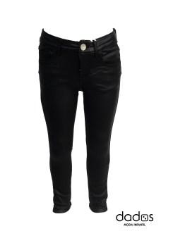 Fun&Fun pantalón negro encerado