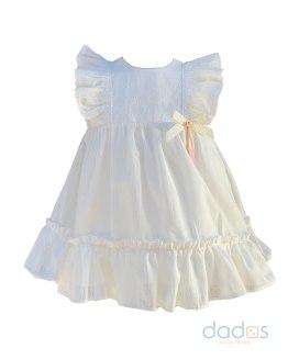 Marta y Paula colección Harmonía vestido bebé