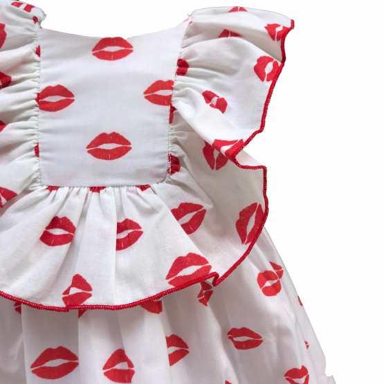 Detlle Mon Petit Bonbon jesusito labios rojos