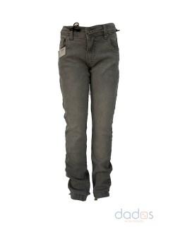 IDO pantalón vaquero niño gris