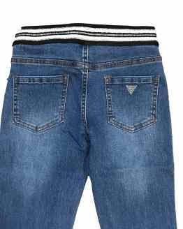 trasera GUESS pantalón vaquero niña con elástico