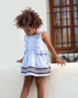 Catálogo Vestido Tutto Piccolo colección Costa Azul