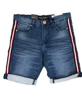 Cars Jeans bermuda vaquera rayas laterales