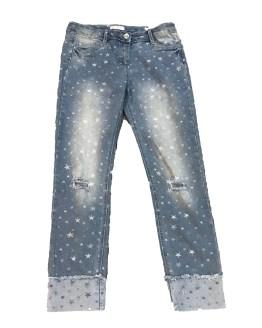 ELSY pantalón vaquero estrellas