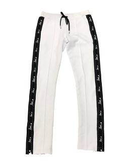 Elsy pantalón felpa con raya negra lateral