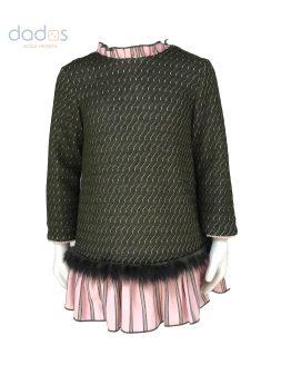 Colección Dumbbo Lolittos vestido recto