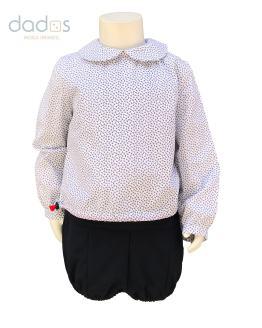 Lolittos colección Cachemir rana y camisa