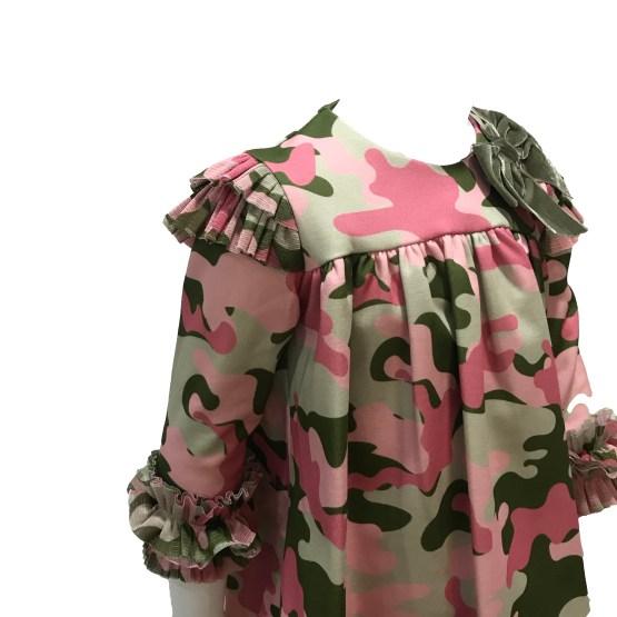detalle Mon Petit Bonbon jesusito camuflaje
