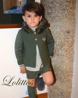 Lolittos colección Dumbbo chaqueta niño