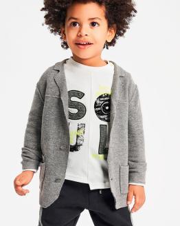 IDO camiseta niño manga larga Soul