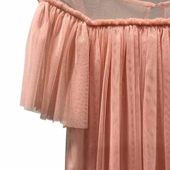 Detalle Outlet Sisca vestido rosa