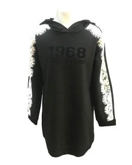 Monnalisa vestido negro 1968