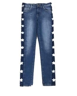 Guess pantalón tejano con estrellas