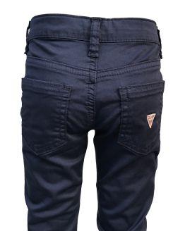 Trasera Guess Kids pantalón azul marino niño