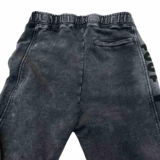 Guess pantalón jogging chico gris detalle