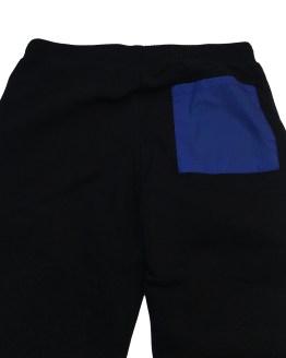 Trasera Guess pantalón jogging chico bolsillo azul