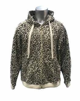 Elsy chaqueta animal print