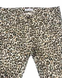 Detalle Elsy pantalón animal print