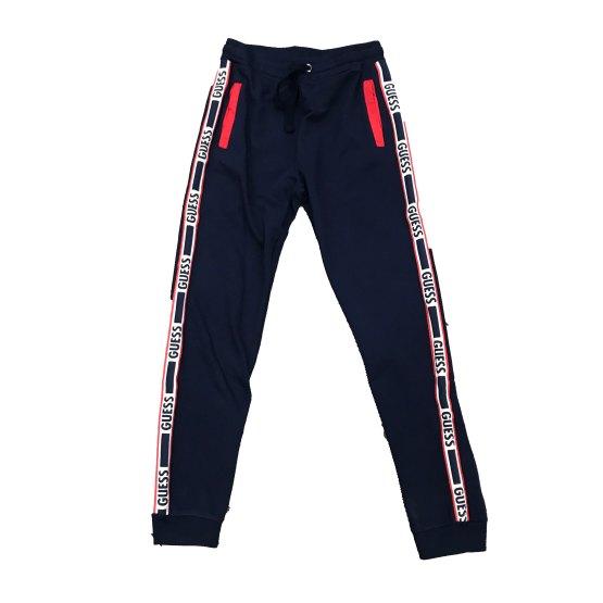 Guess pantalón jogging franja lateral