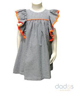 Mon Petit Bonbon vestido cuadro vichy