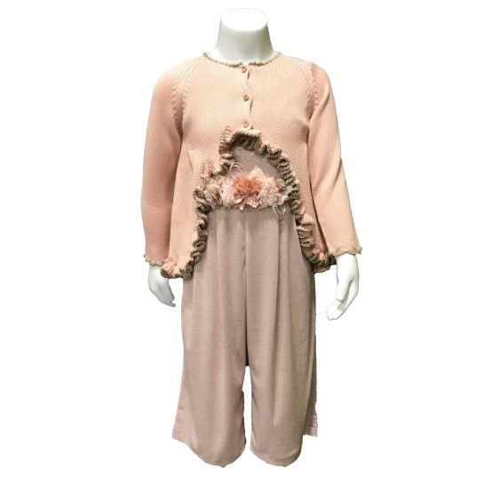 Propuesta look con chaqueta Lolittos colección Glamur mono