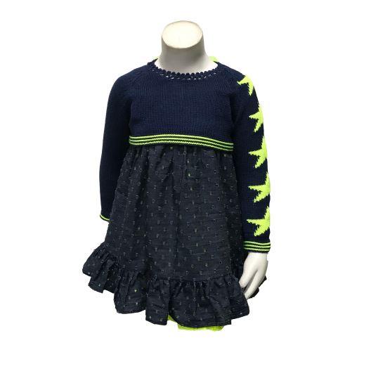 propuesta look Lolittos colección Star vestido recto