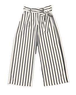 Elsy pantalón palazzo rayas