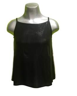 T-Love camiseta negra tirantes